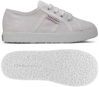 Superga 2750 Cotj Torchietto Sneaker, White