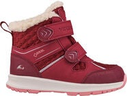 Viking Sophie GTX Vintersko, Dark Red/Pink