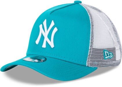 New Era League Essential TRUCK KID NE Kaps, Teal White