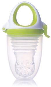 Kidsme Food Feeder PLUS, Lime