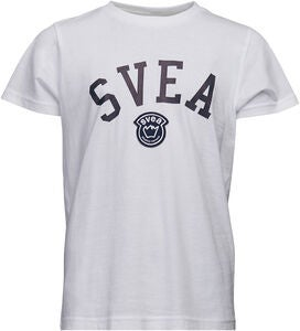 Svea Chicago T-Shirt, Hvit