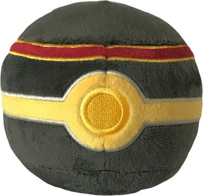 Pokémon Pokeball Plush Luxury 10 cm