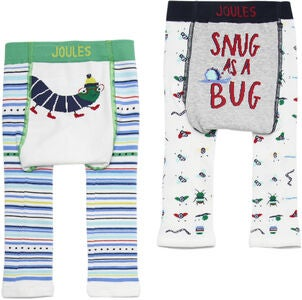 Tom Joule Leggings, Multi Caterpillar And Bug