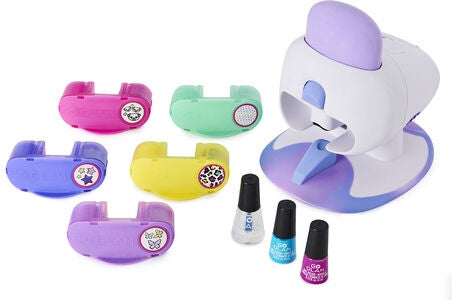 Cool Maker Go Glam Neglestempel