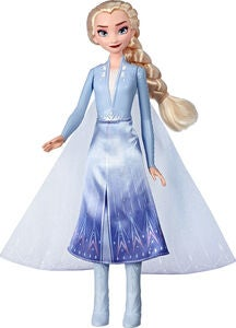 Disney Frozen 2 Light Up Fashion Elsa