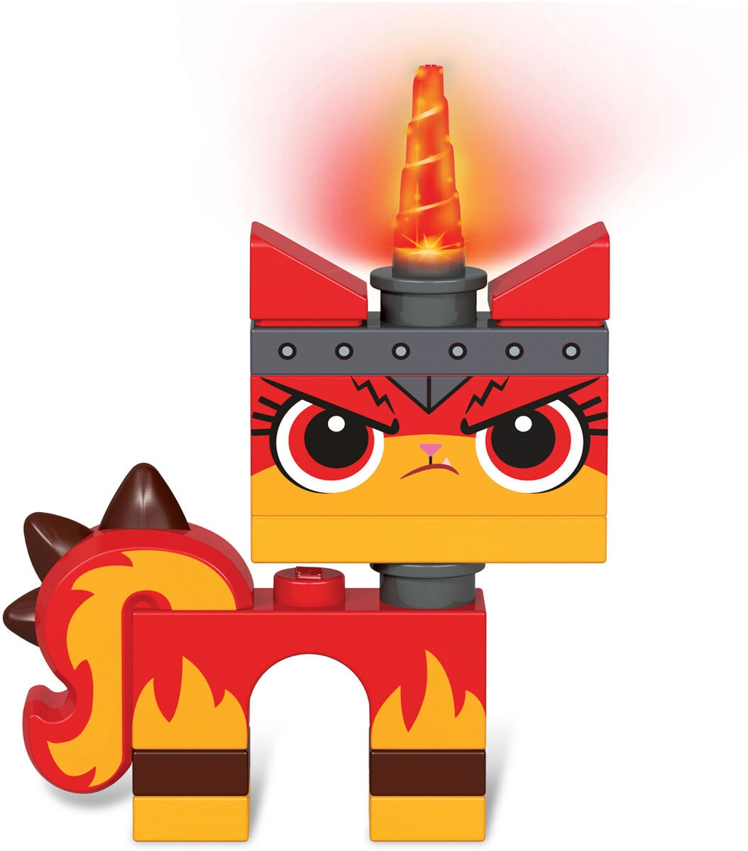 LEGO Lommelykt Angry Kitty