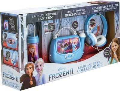 Kjøp Disney Frozen 2 Gavesett Med Karaokemaskin