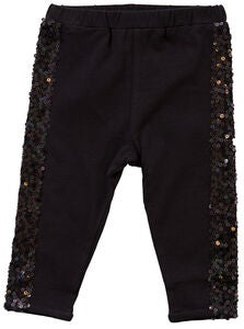 Max Collection Leggings, Black