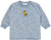 Hust & Claire Sylvester Sweatshirt, Star Blue