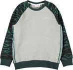 Name it Livan Sweatshirt, Grey Melange