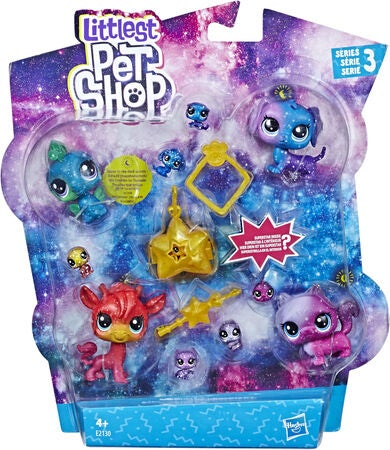 Littlest Pet Shop Special Collection Pack