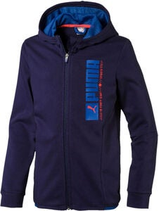 Puma Active Sports Hooded Skalljakke, Peacoat