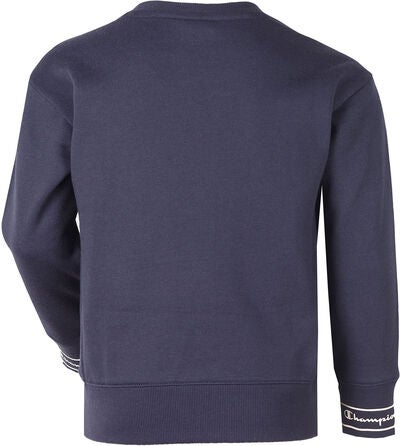 Champion Kids Crewneck Genser, Sky Captain