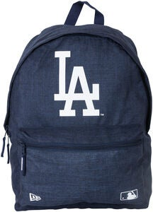New Era MLB Losdod Ryggsekk 16L, Heather Navy/White