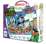 The Learning Journey Puslespill Doubles Piratskip Glow In The Dark