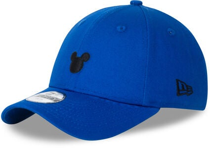New Era Character 9Forty Kids Micmou Caps, Blue Azure