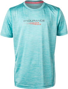 Endurance Dolyn T-Shirt, Blue Topaz