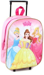 Disney Princess Trillekoffert 15L, Pink