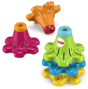 Fisher-Price Stableklosser Spinning Stackers