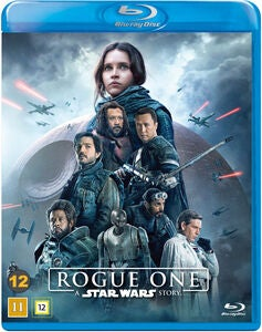 Star Wars Rogue One A Star Wars Story Blu-Ray