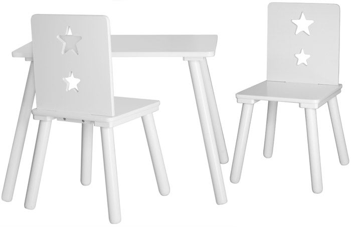 Kids Concept Pakke Bord&Stoler Star