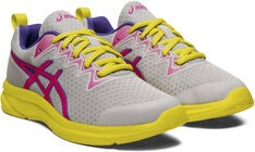 Asics Soulyte GS Sneaker, Piedmont Grey/Pink Glo