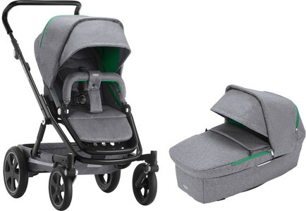 Britax GO BIG² Duovogn, Dynamic Grey