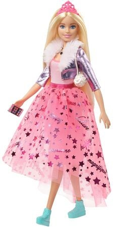 Barbie Princess Adventure DELUXE Princess - Barbie