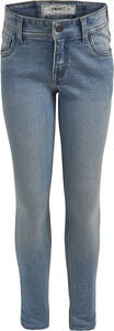 PRODUKT Skinny Jeans, Medium Blue Denim
