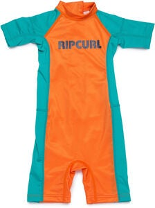 Rip Curl Groms Spring UV-Drakt, Orange
