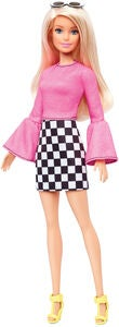 Barbie Fashionistas Dukke Checkered Chic