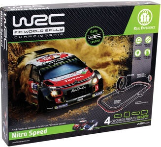 Ninco WRC Nitro Speed Bilbane