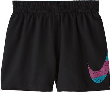 Nike Swim Mash Up Breaker Badebukse, Black