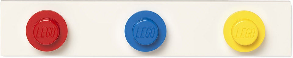 LEGO Knaggrekke, Red/Blue/Yellow