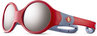 Julbo Loop M Spectron 4 Baby Solbriller, Red/Grey