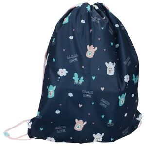 Milky Kiss Pretty Okay Gymbag Lama, Navy