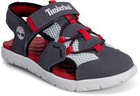 Timberland Perkins Row Fisherman Sandal, Dark Grey