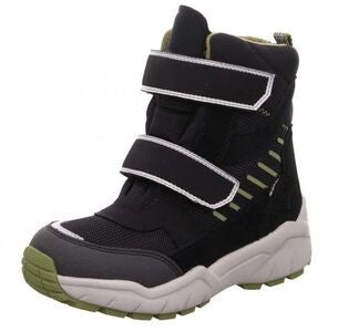 Superfit Culusuk 2.0 GTX Vintersko, Black/Green
