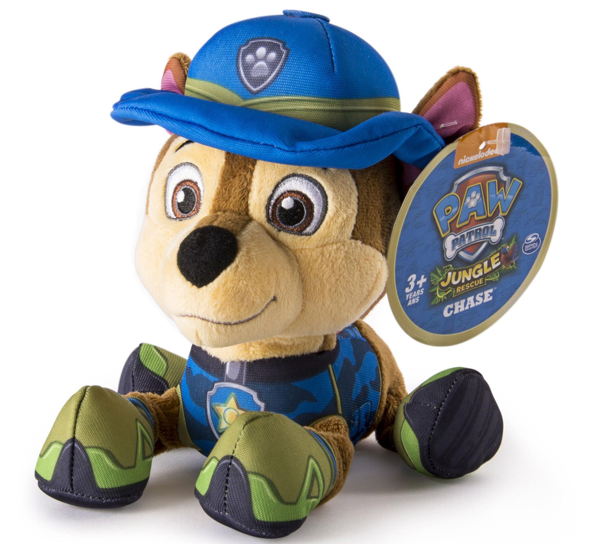 Paw Patrol Jungle Rescue Kosedyr Chase