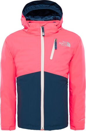 The North Face Snowquest Insulated Jakke, Rocket Red