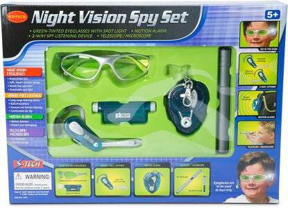 Wintech Night Vision Spionsett