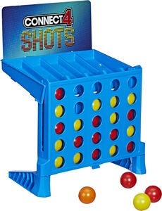 Hasbro Spill Connect 4 Shots