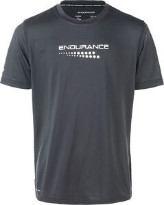 Endurance Fairlie T-shirt, Black