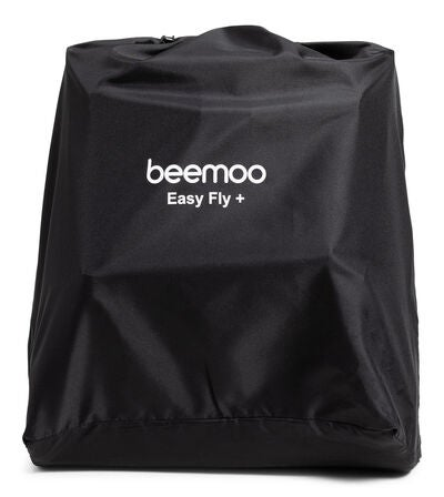 Beemoo Easy Fly+ Trille, Black & Grey Melange