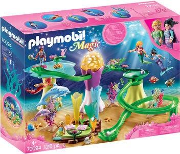 Playmobil 70094 Korallpaviljong