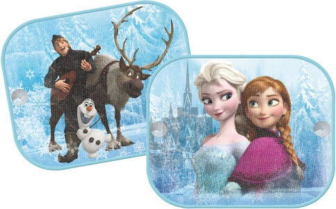 Disney Frozen Solskjerm 2-pack