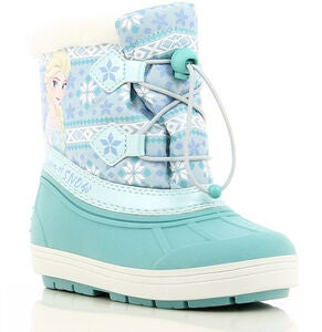 Disney Frozen Vinterstøvel, Light Blue