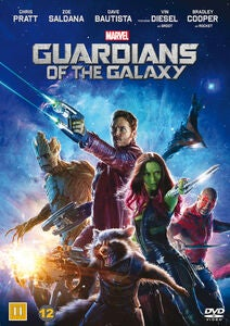 Marvel Guardians Of The Galaxy DVD