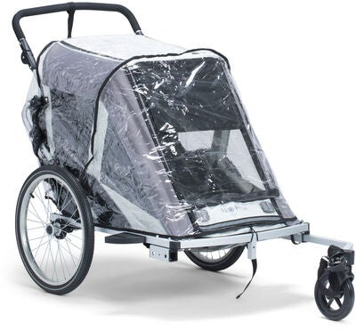 North 13.5 Roadster+ med stroller wheel og regntrekk, Blå