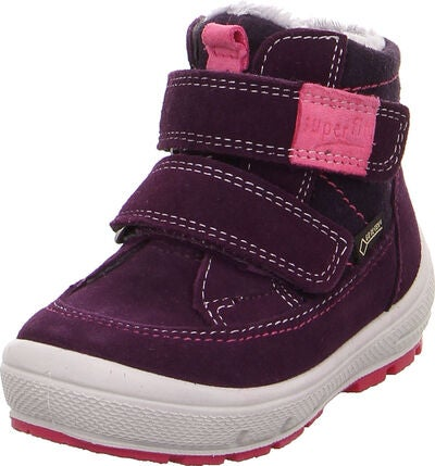 Superfit Groovy GTX Sneaker, Lilac